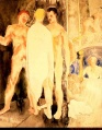 Charles Demuth - Turkish Bath with Self Portrait.jpeg